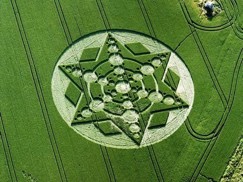 Voyage spirituel crop circles en Angleterre