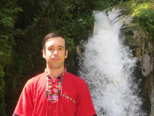 Modité chaman du Pérou