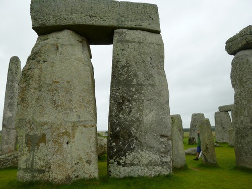 Stonehenge et vortex