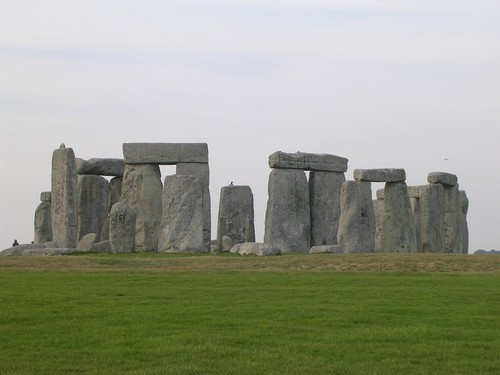 Voyage spirituel Stonehenge