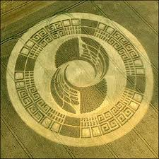 Initiations crop circles