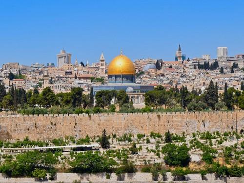 Voyage spirituel en Israel
