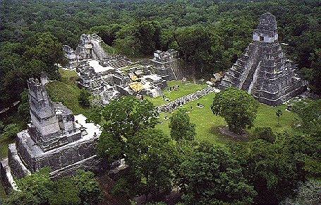 Astrologie maya selon les calendriers mayas