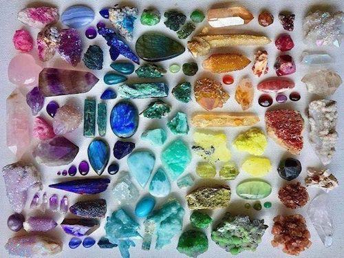 Bienfaits et propriétés des pierres