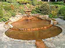Chalice well à Glastonbury