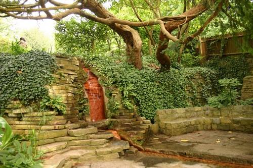 Chalice well, jardin d'Anna grand mère de Jésus