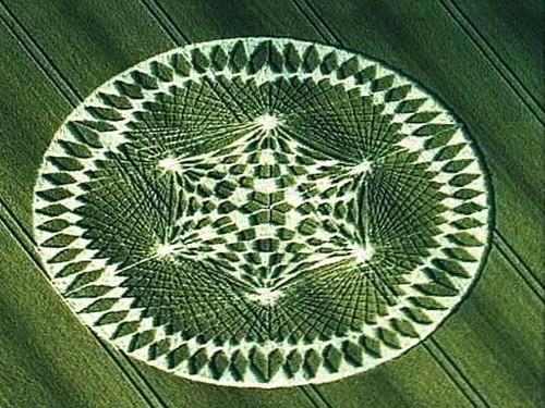 Voyage crop circles
