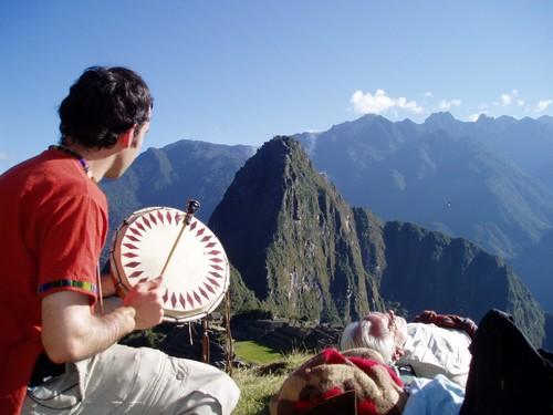 Méditation tambour chamanique