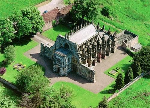 Voyage Roslyn Chapel